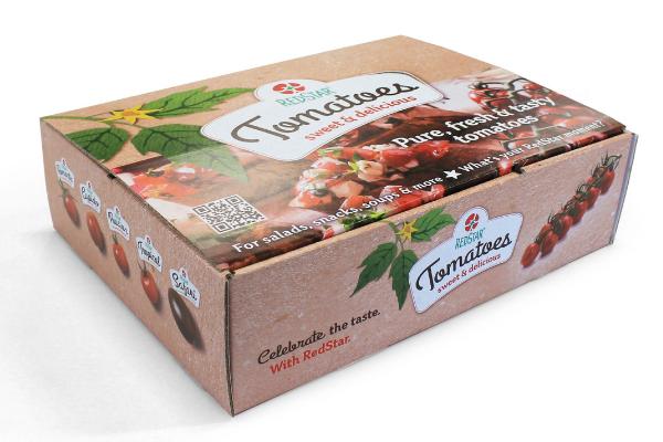 tomatoes verpakkingen