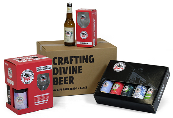 transportverpakking bier