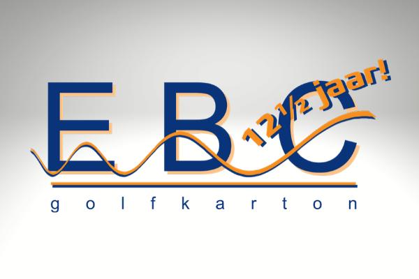 EBC bestaat 12,5 jaar!