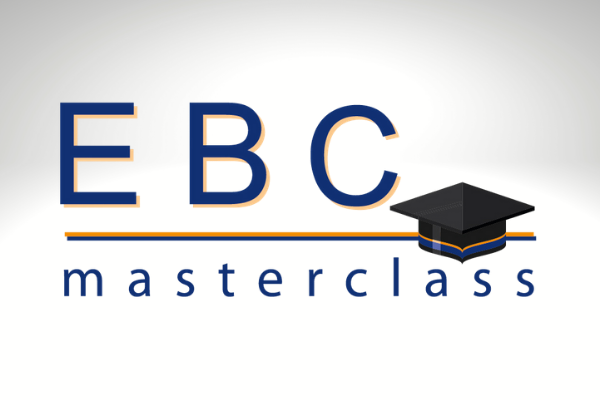 Allereerste masterclass bij EBC